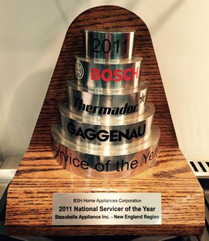 2010 National Servicer of the Year